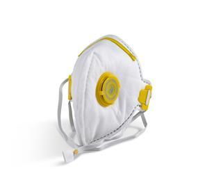 B-Brand P3 plooibaar stofmasker met ventiel