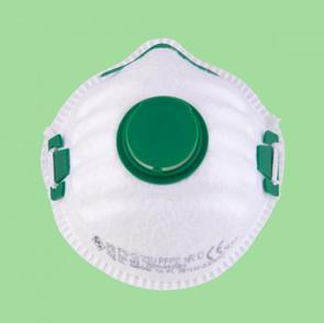 FS Premium P2 voorgevormd stofmasker met ventiel