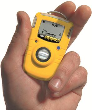 BW GasAlertClip Extreme H2S gasdetector