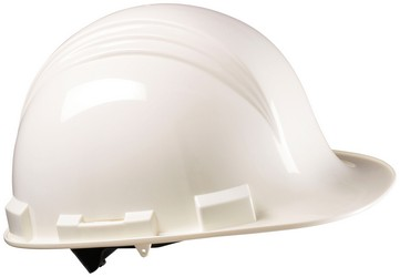 Casque de chantier North A69