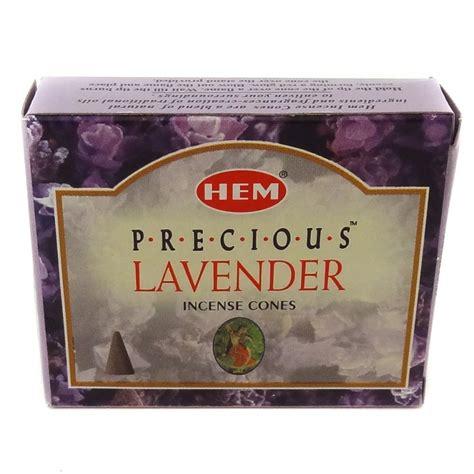 Pakje Cones Hem Lavendel