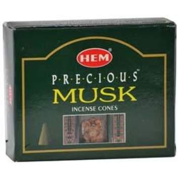 Pakje Cones Precious Musk Hem