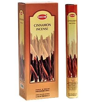 Cinnamon Hem
