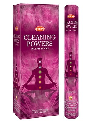 Cleaning Powers Hem