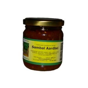 Sambal Aardbei