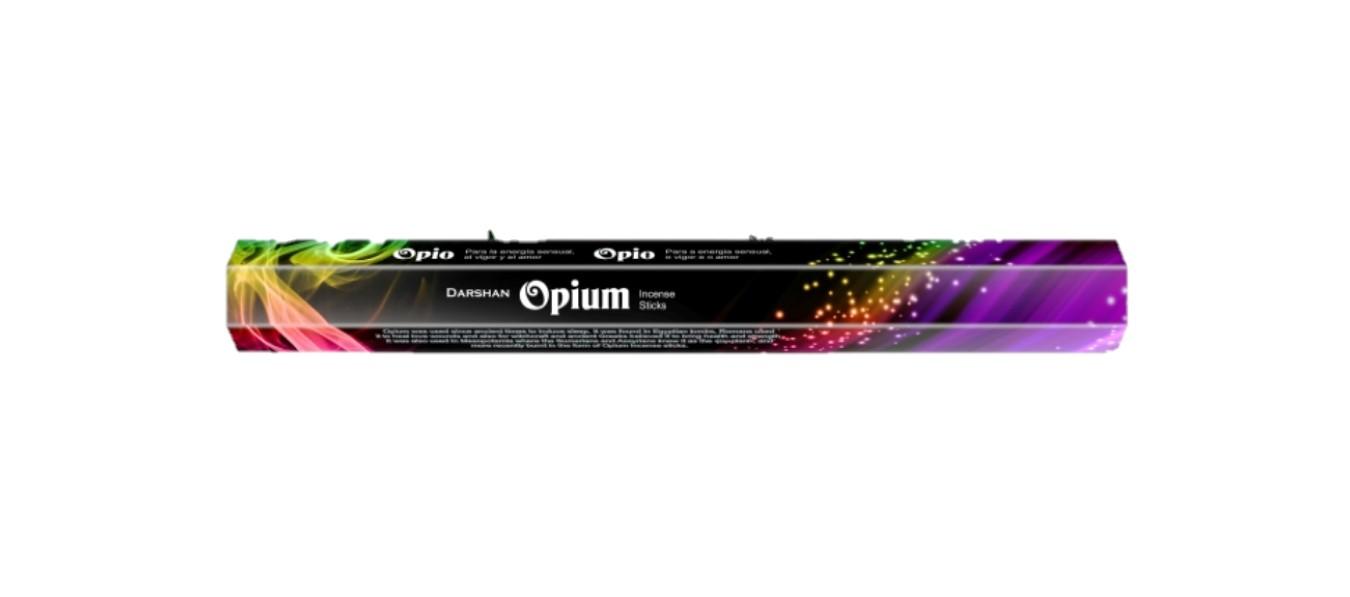Opium Wierook Darshan