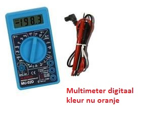 Multimeter digitaal Arrow-Tech