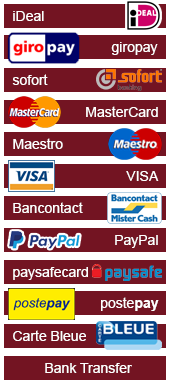 Verzenden en betalen