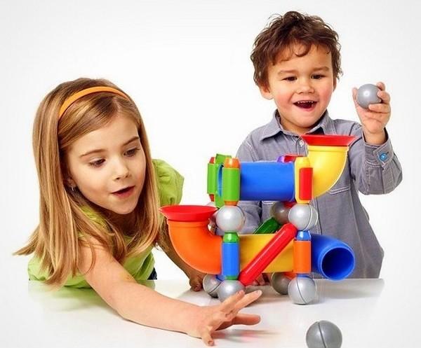 SmartMax Click and Roll magnetisch speelgoed