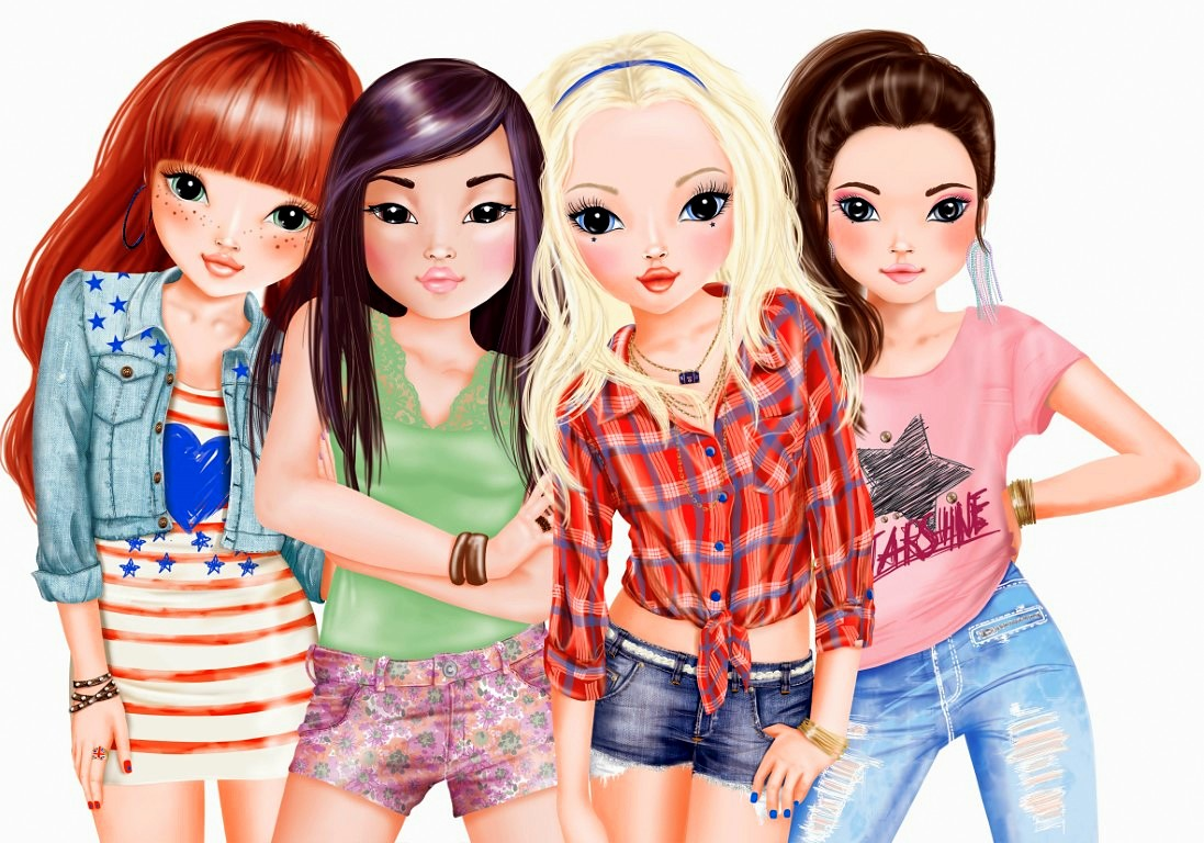 Topmodel Meisjes | Toyhouse.nl, de webshop voor speelgoed!