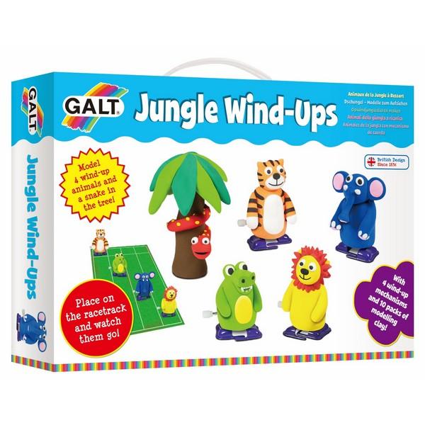 Opwind-Jungledieren maken