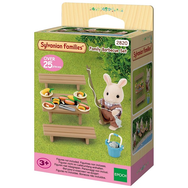 Sylvanian Families Barbecue Accessoireset