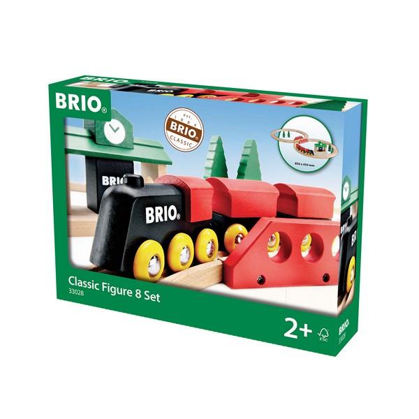 BRIO Klassieke treinset