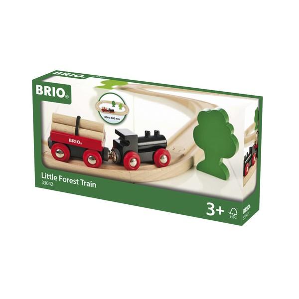 BRIO Treinset met bomen