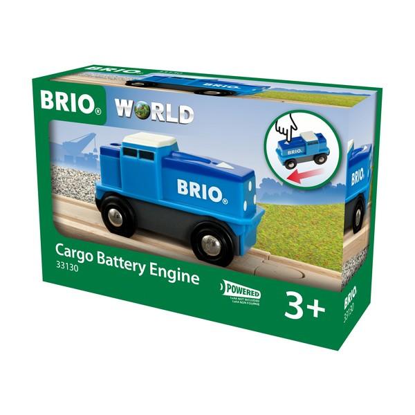 BRIO Goederentrein op batterijen