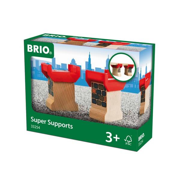BRIO Spoorbrug pijlers