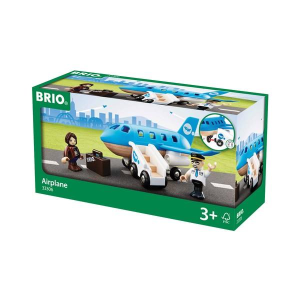 BRIO Vliegtuig instapset