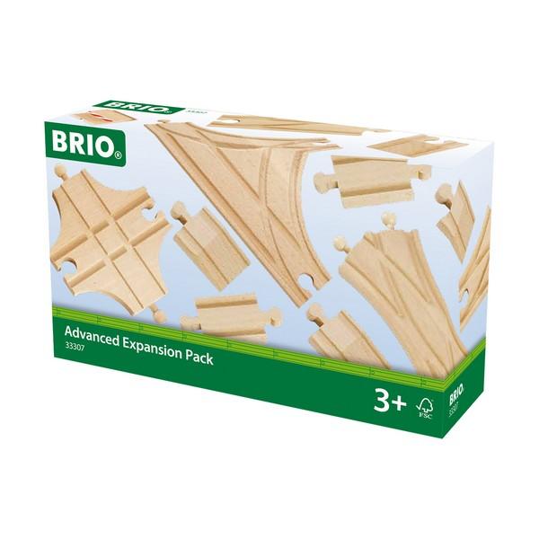 BRIO Rails uitbreidingsset voor experts