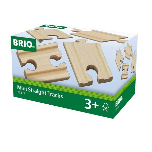 BRIO Korte rechte rails