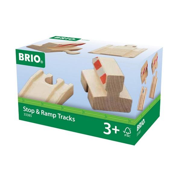 BRIO Stootblokken en hellingen