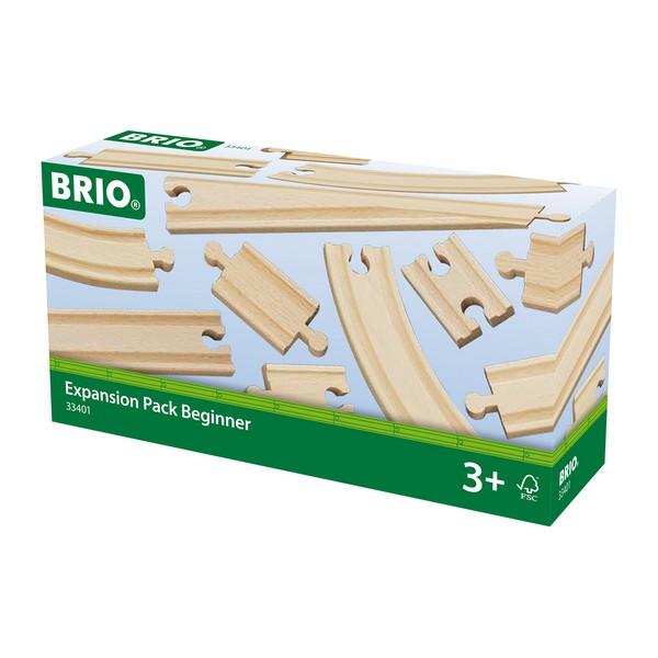 BRIO Rails uitbreidingsset