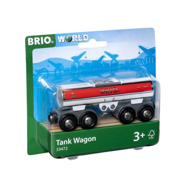 BRIO Tankwagon