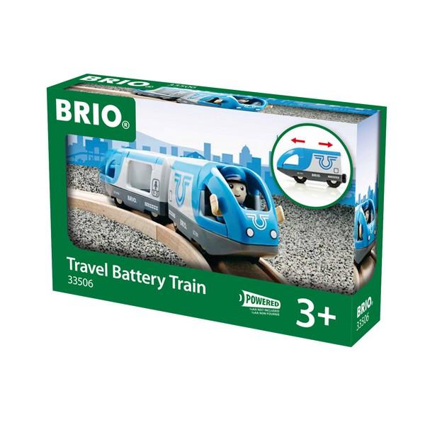 BRIO Passagierstrein op batterijen