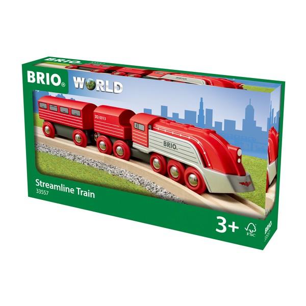 BRIO Rode Hogesnelheidstrein