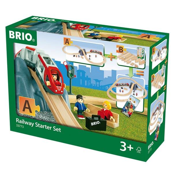 BRIO Trein starterset