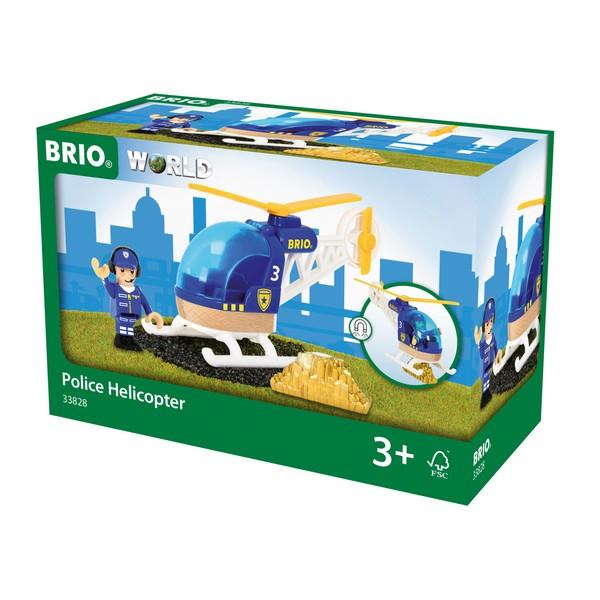 BRIO Politie helikopter