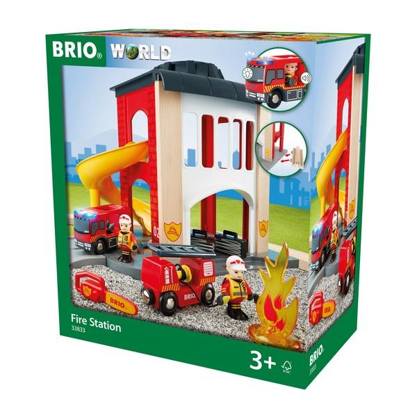 BRIO Grote brandweerkazerne