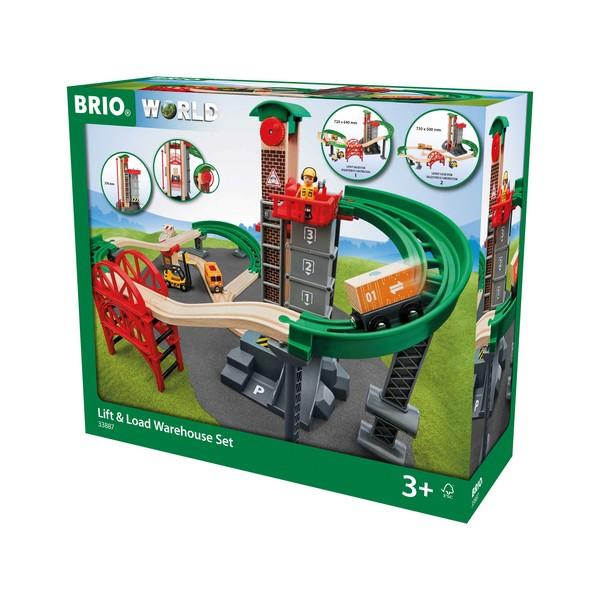 BRIO Lift & Load set