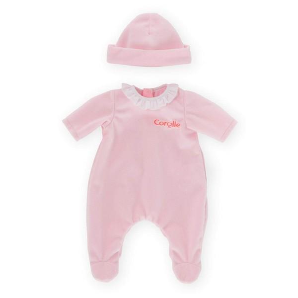 Poppenkleding Roze Pyjama