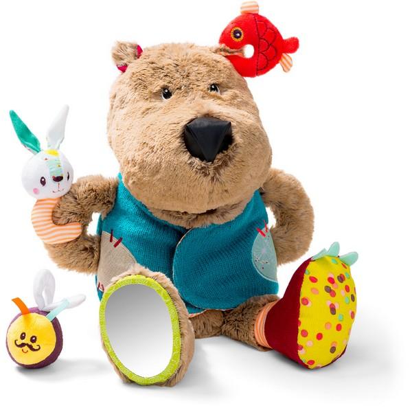 Speelfiguur beer Cesar