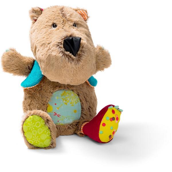 Muzikaal nachtlampje beer César