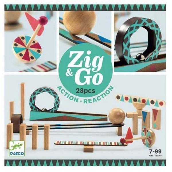 Zig & Go kettingreactiespel 28-delig