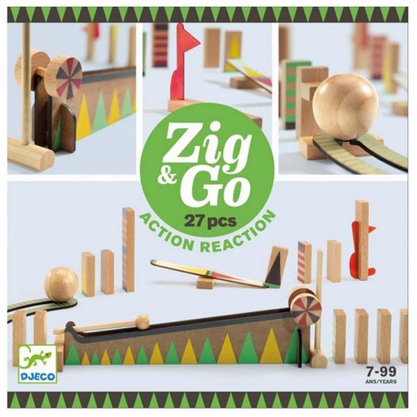 Zig & Go kettingreactiespel 27-delig