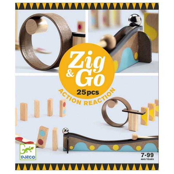 Zig & Go kettingreactiespel 25-delig
