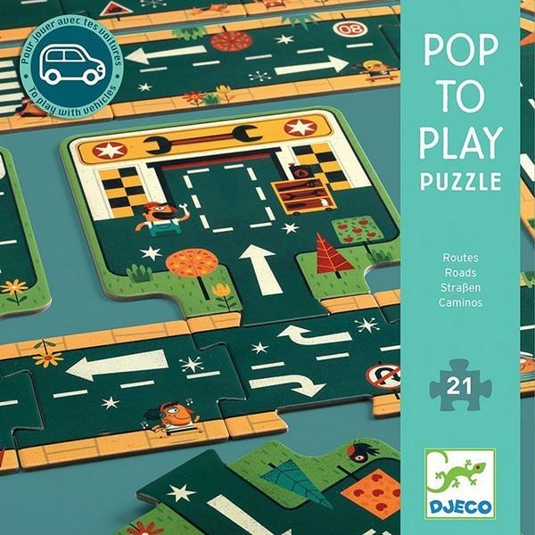 Pop to Play stratenpuzzel