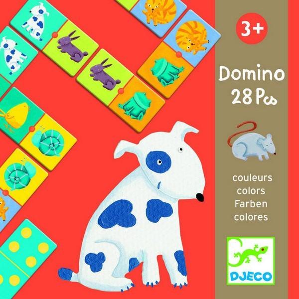 Domino Kleuren