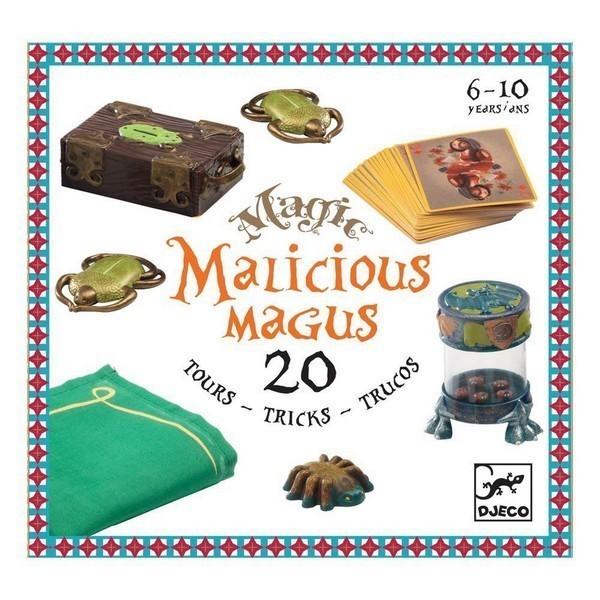 Malicious Magus 20 trucs