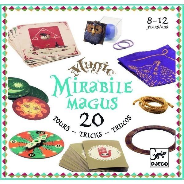 Mirabile Magus 20 trucs