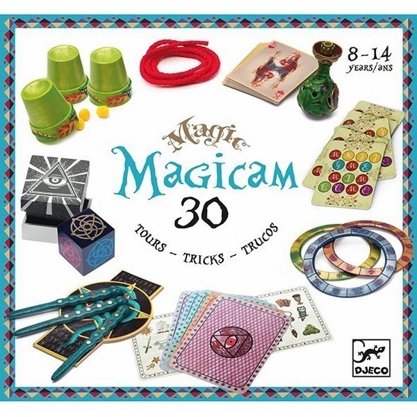 Magic Magicam 30 trucs