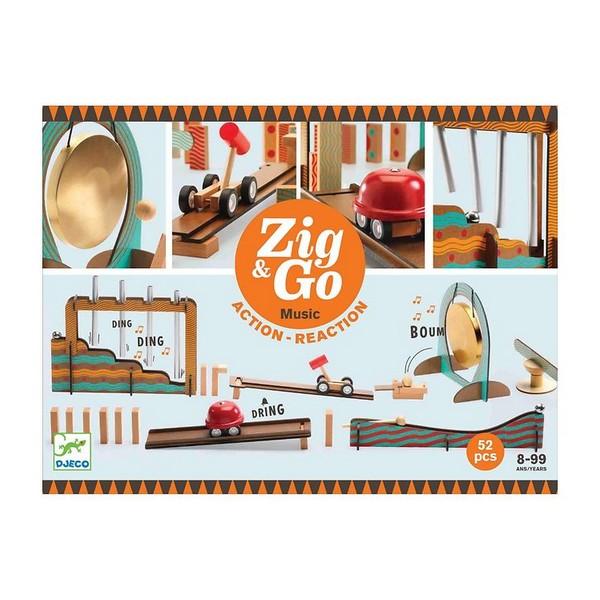 Zig & Go kettingreactiespel Music