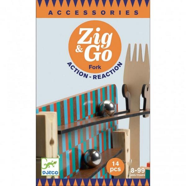 Zig & Go Uitbreidingsset Fork