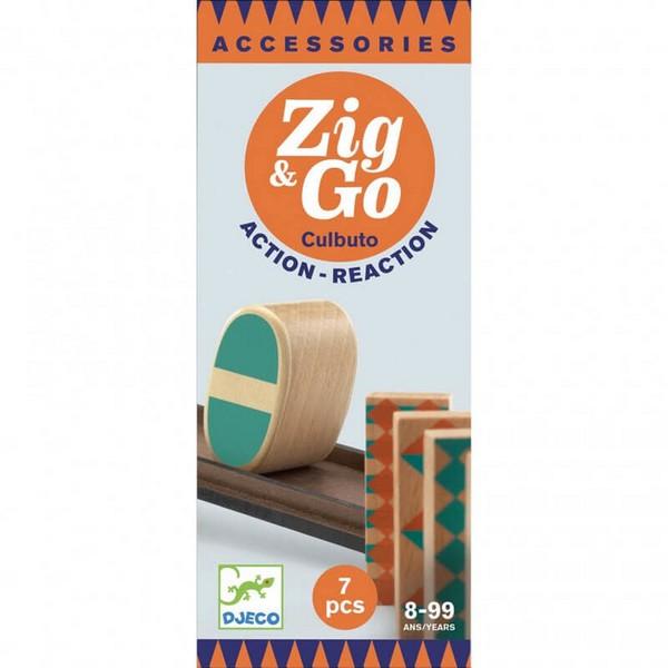 Zig & Go Uitbreidingsset Culbuto