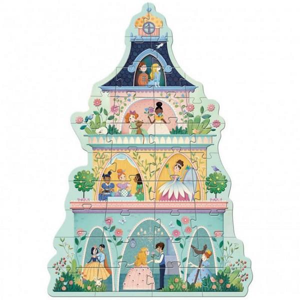 XXL Puzzel Prinsessentoren
