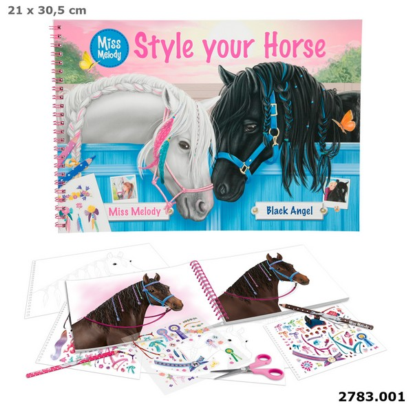 Miss Melody Style Your Horse Dancer