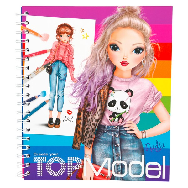 TOPModel Model Ontwerper Nadja