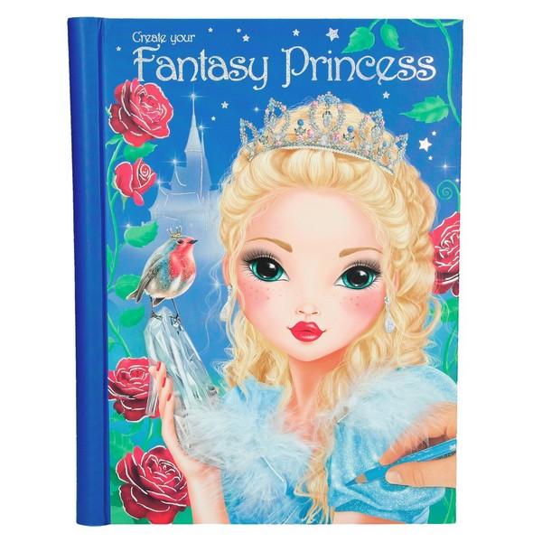 FANTASYModel Design Tekenboek Prinses